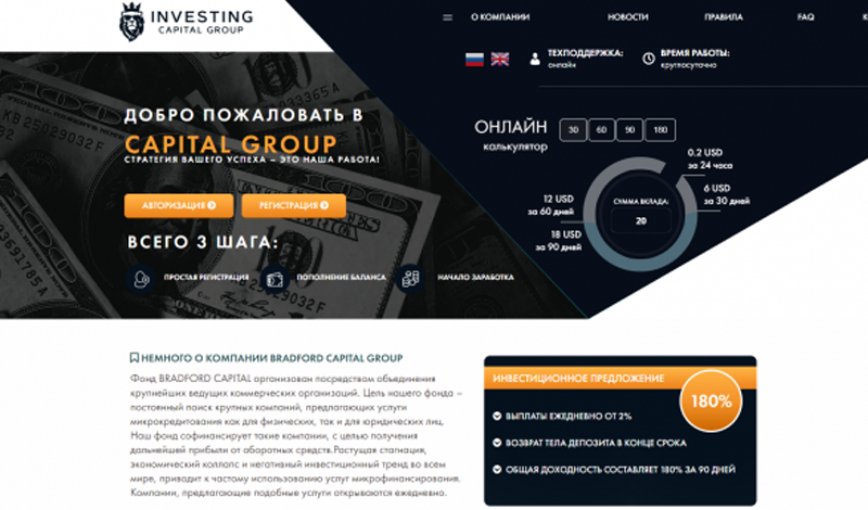Investing Capital Group