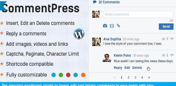 CommentPress v2.7.0