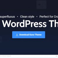Kava Pro v2.0.2 NULLED - тема WordPress (Elementor)