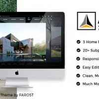 Arctecture - Interior Design WordPress Theme