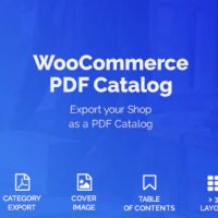 PDF Catalog v1.11.5 WooCommerce