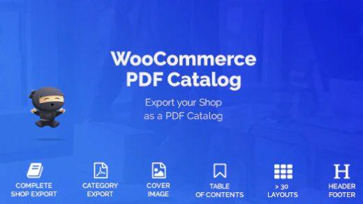 PDF Catalog v1.11.5 WooCommerce
