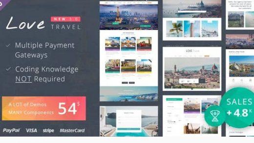 Love Travel v3.6