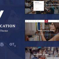 WizeEdu v1.3 NULLED – WordPress