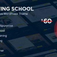 Driving School v1.4.3 - шаблон WordPress