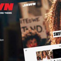 Jawn v1.4.2 - новостная тема WordPress