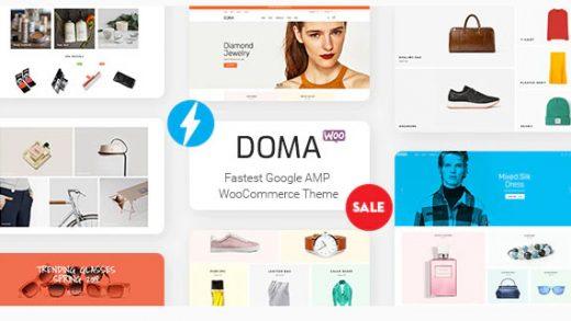 Doma v2.0.2 - шаблон магазина WooCommerce