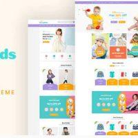 BerryKid v1.4 - шаблон магазина WordPress